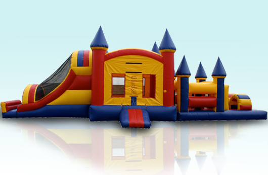Castle Obstacle Course